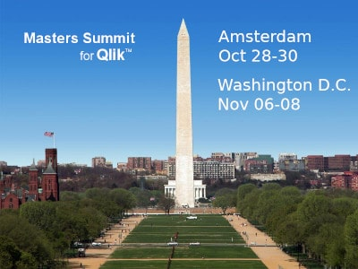 Masters Summit in Washington and Amsterdam